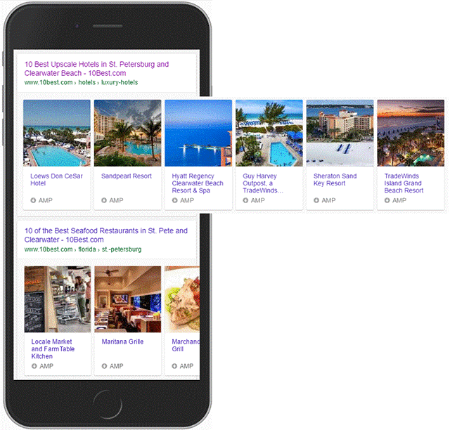 AMP-carousel-Google als alternatief end of life magento 1